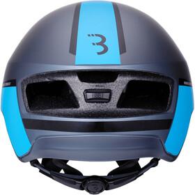 BBB Tithon BHE-08 Casco, grigio/blu